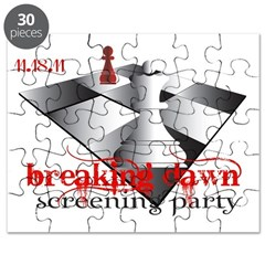 Breaking Dawn Screening Party Puzzle