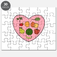 Loving Raw Vegan Puzzle