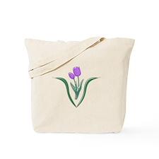Tulip Joy! Tote Bag