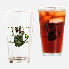 Unique Molokai Drinking Glass