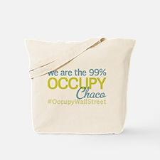 Occupy Chaco Tote Bag