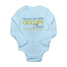 Occupy Chaco Long Sleeve Infant Bodysuit