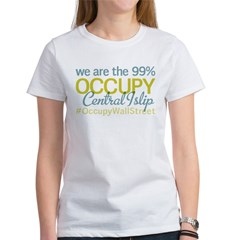 Occupy Central Islip Tee