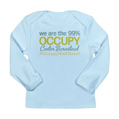 Occupy Center Barnstead Long Sleeve Infant T-Shirt