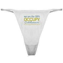 Occupy Castellammare di Stabi Classic Thong