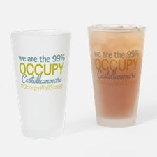 Occupy Castellammare di Stabi Drinking Glass