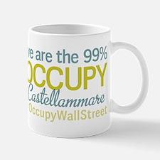 Occupy Castellammare di Stabi Small Small Mug