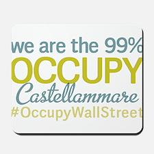Occupy Castellammare di Stabi Mousepad