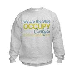 Occupy Carlyle Sweatshirt