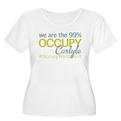 Occupy Carlyle T-Shirt