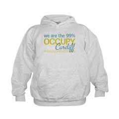 Occupy Cardiff Hoodie