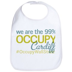Occupy Cardiff Bib