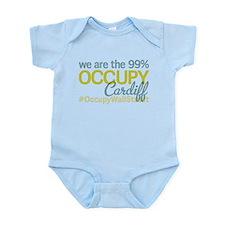 Occupy Cardiff Infant Bodysuit