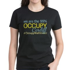 Occupy Cardiff Tee