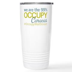 Occupy Caracas Travel Mug