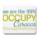 Occupy Caracas Mousepad
