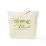 Occupy Caracas Tote Bag
