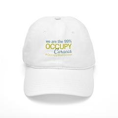 Occupy Caracas Baseball Cap