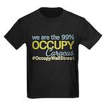 Occupy Caracas Kids Dark T-Shirt