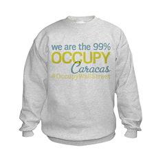 Occupy Caracas Sweatshirt