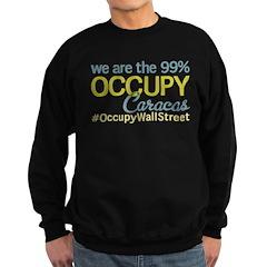 Occupy Caracas Sweatshirt (dark)
