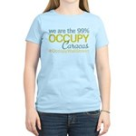 Occupy Caracas Women's Light T-Shirt