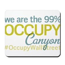 Occupy Canyon Country Mousepad