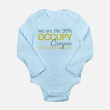 Occupy Canyon Country Long Sleeve Infant Bodysuit