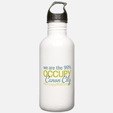Occupy Canon City Water Bottle