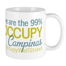 Occupy Campinas Small Mug