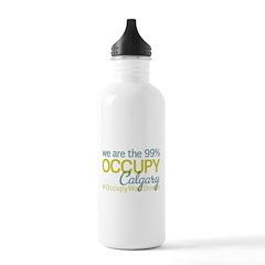 Occupy Calgary Water Bottle