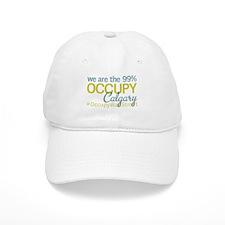 Occupy Calgary Baseball Cap