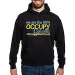 Occupy Calcutta Hoodie (dark)