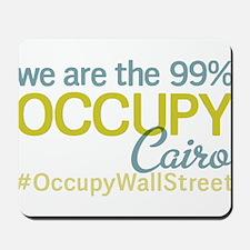 Occupy Cairo Mousepad