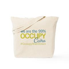 Occupy Cairo Tote Bag