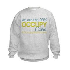 Occupy Cairo Sweatshirt
