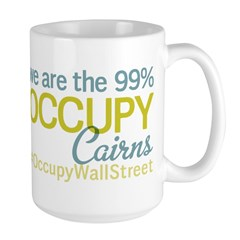 Occupy Cairns Mug