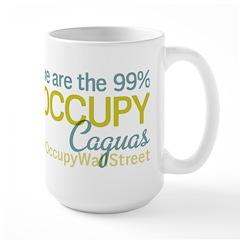 Occupy Caguas Large Mug