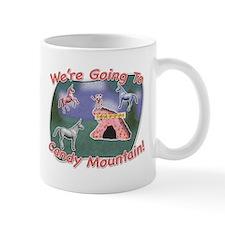 Candy mountain! Mug