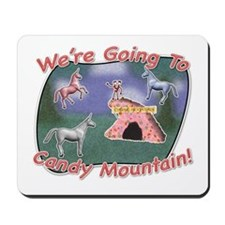Candy mountain! Mousepad