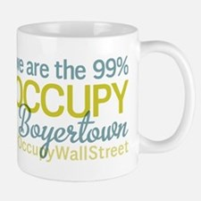 Occupy Boyertown Mug