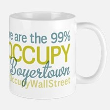 Occupy Boyertown Small Small Mug