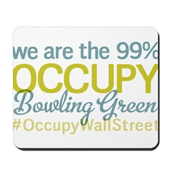 Occupy Bowling Green Mousepad