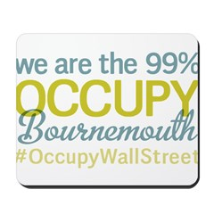Occupy Bournemouth Mousepad