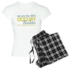 Occupy Boulder Pajamas