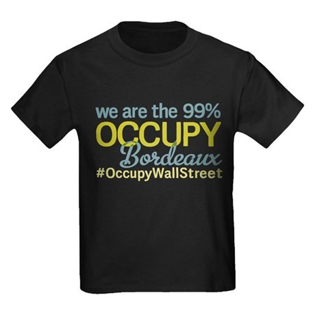 Occupy Bordeaux Kids Dark T-Shirt