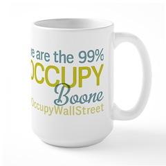 Occupy Boone Mug