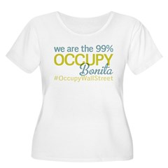 Occupy Bonita Springs Women's Plus Size Scoop Neck