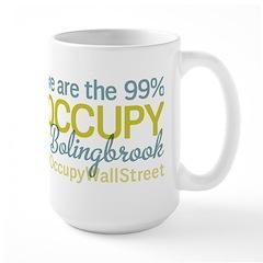 Occupy Bolingbrook Mug