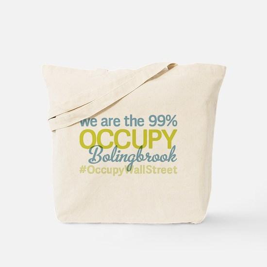 Occupy Bolingbrook Tote Bag